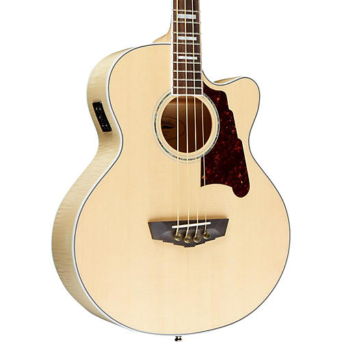 D'Angelico Mott Cutaway Acoustic Bass