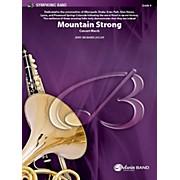 Alfred Mountain Strong Concert Band Grade 4 Set