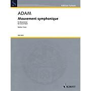 Schott Mouvement Symphonique (for Concert Band - Score) Concert Band Composed by Stephan Adam