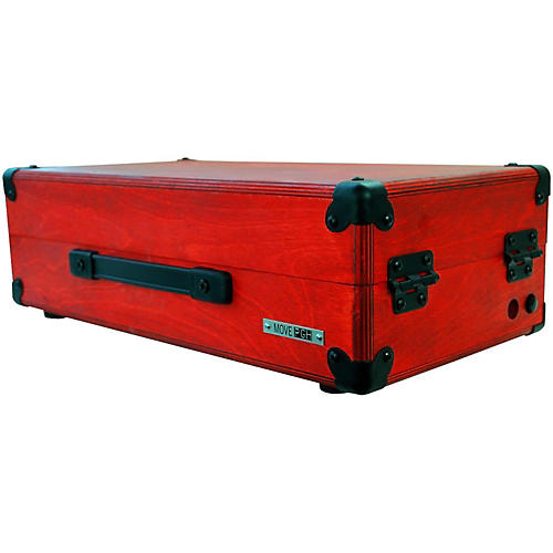 Pittsburgh Modular Synthesizers Move [208] Modular Synthesizer Case - Red-thumbnail