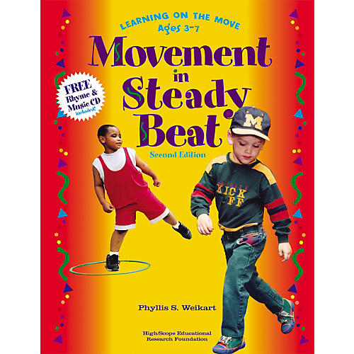 High Scope Movement in Steady Beat, 2nd Ed.