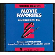 Hal Leonard Movie Favorites CD
