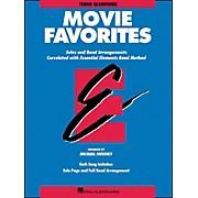 Hal Leonard Movie Favorites Tenor Saxophone