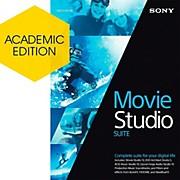 Sony Movie Studio 13 Suite - Academic Software Download