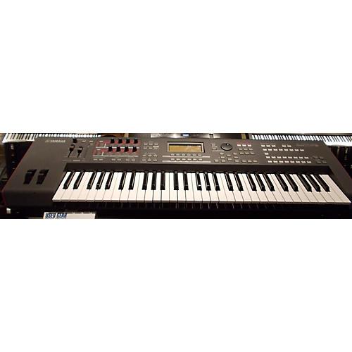 used yamaha moxf6 keyboard workstation guitar center. Black Bedroom Furniture Sets. Home Design Ideas