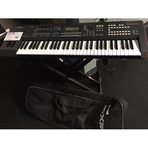 Yamaha Moxf6 Keyboard Workstation