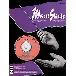 Music Minus One Mozart - Quartet in F Maj, KV370 and Stamitz - Quartet in F M... by Music Minus One