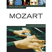 Music Sales Mozart - Really Easy Piano