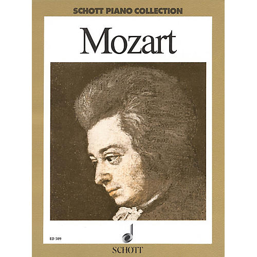 Hal Leonard Mozart - Selected Piano Works