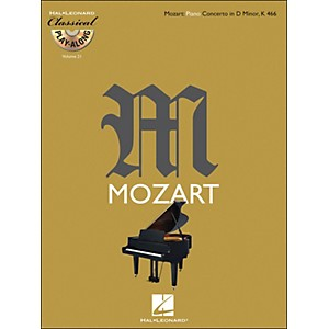 Hal Leonard Mozart: Piano Concerto in D Minor K 466 - Classical Play-Along ... by Hal Leonard