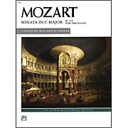 Alfred Mozart Sonata in C K. 545 (Complete) Late Intermediate Piano