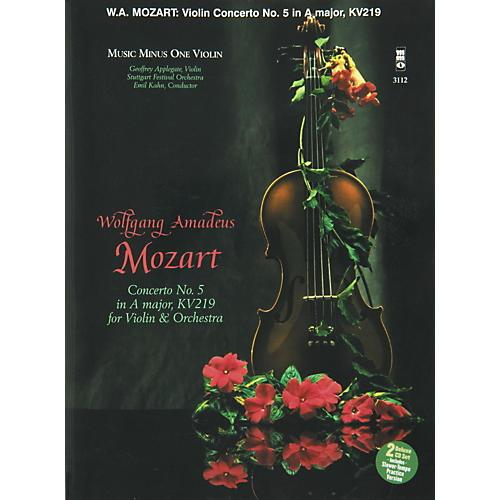 Hal Leonard Mozart Violin Concerto In A-thumbnail