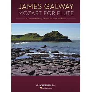G. Schirmer Mozart for Flute 5 Collected Galway Editions for Flute and Pia... by G. Schirmer
