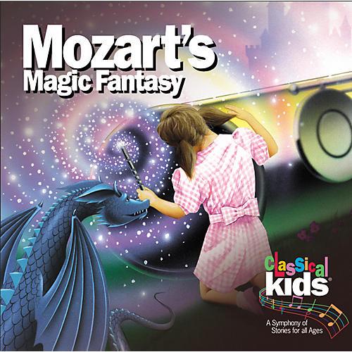 Children's Book Store Mozart's Magic Fantasy (CD)-thumbnail