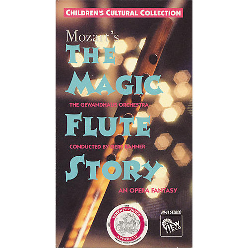 Hal Leonard Mozart's Magic Flute Story - Opera Fantasy Video