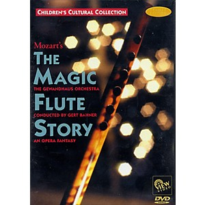 View Video Mozarts The Magic Flute Story - DVD DVD Series DVD