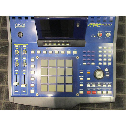 Akai Professional Mpc 4000 BL DJ Controller