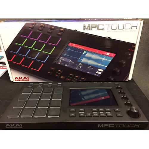 Akai Professional Mpc TOUCH Production Controller-thumbnail