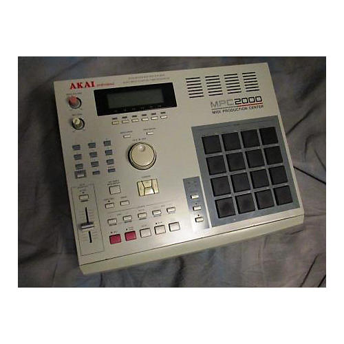 Akai Professional Mpc2000-thumbnail