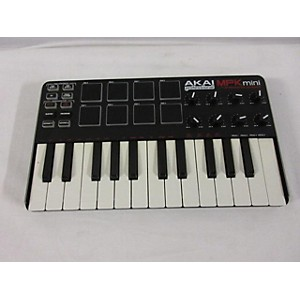 Pre-owned Akai Professional Mpk Mini Keyboard Workstation
