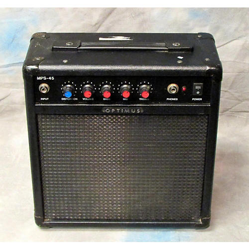 Optimus Mps45 Guitar Combo Amp