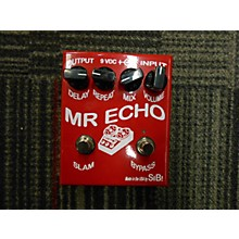 SIB Systems Mr. Echo Effect Pedal