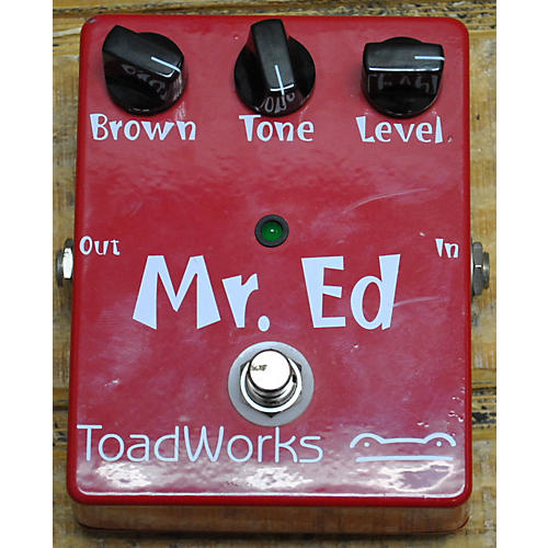 Toadworks Mr. Ed Effect Pedal