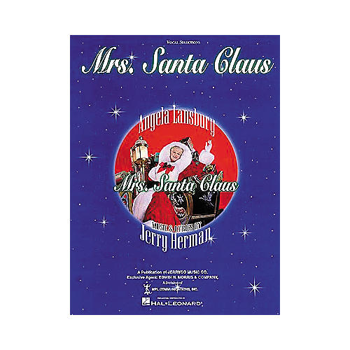 Hal Leonard Mrs. Santa Claus Vocal Selections (Book)-thumbnail