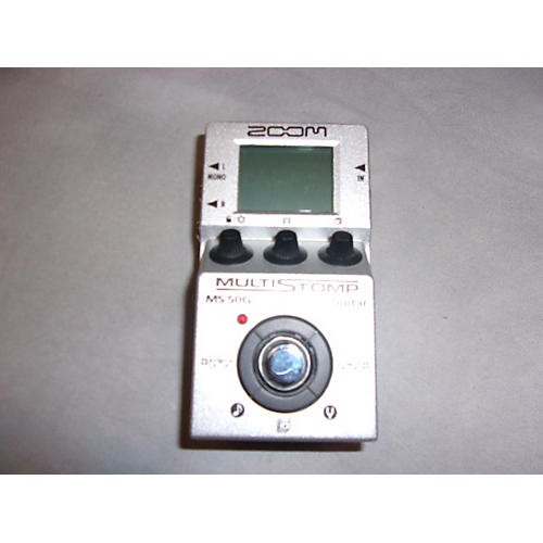 Zoom Ms-50g Effect Pedal