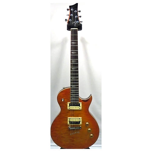 Mitchell Ms400QHB Solid Body Electric Guitar-thumbnail