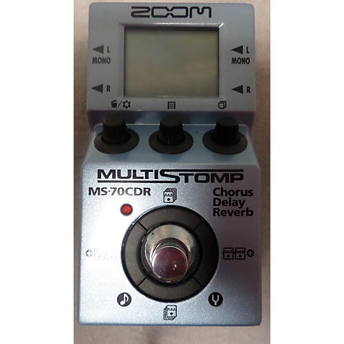 Zoom Ms70cdr Effect Processor-thumbnail
