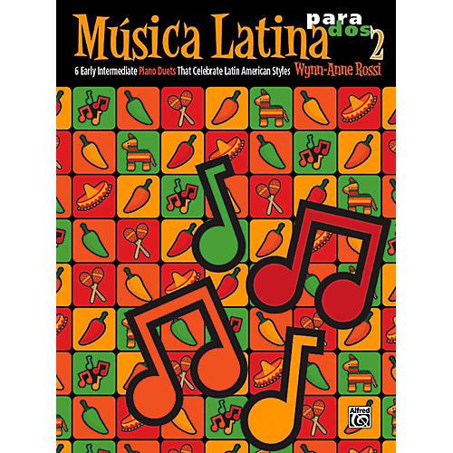 Alfred Mºsica Latina para Dos, Book 2 - Early Intermediate