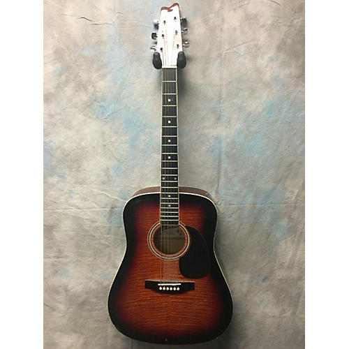 Montana Mt105-cb Acoustic Guitar