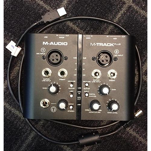M-Audio Mtrackplus Audio Interface-thumbnail