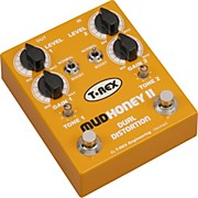 T-Rex Engineering Mudhoney II Distortion Guitar Effects Pedal