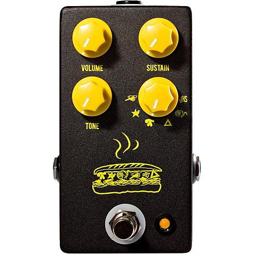 JHS Pedals Muffuletta Distortion / Fuzz Guitar Effects Pedal-thumbnail