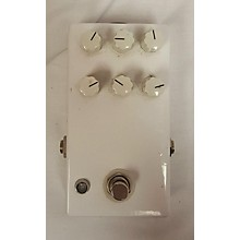 Blackout Effectors Mukset Special Whiteout Edition Effect Pedal