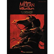Hal Leonard Mulan Piano, Vocal, Guitar Songbook
