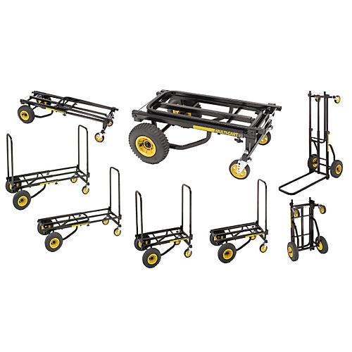 Rock N Roller Multi-Cart 8-in-1 R8 Mid Equipment Transporter Cart