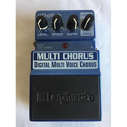 DigiTech Multi Chorus Effect Pedal