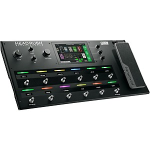 HeadRush Multi-Effects Pedalboard by HeadRush