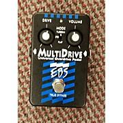 EBS MultiDrive Universal Overdrive Bass Effect Pedal
