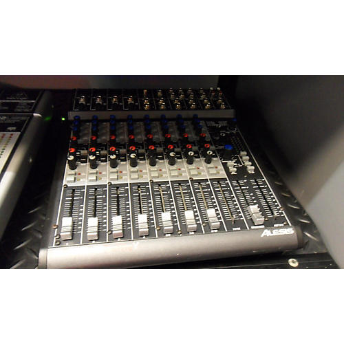 Alesis MultiMix 12R Unpowered Mixer-thumbnail