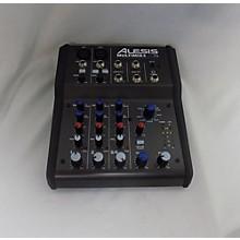 Alesis MultiMix 4 USB FX 4-Channel Unpowered Mixer