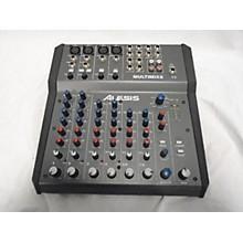 Alesis MultiMix 8 FX USB 8-Channel Unpowered Mixer