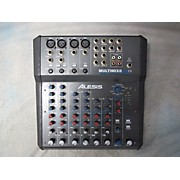 Alesis MultiMix 8 USB 8-Channel Unpowered Mixer