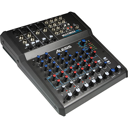 Alesis MultiMix 8 USB FX Regular-thumbnail