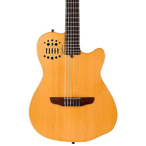 Godin Multiac ACS Nylon-String SA Acoustic-Electric Guitar Semi-Gloss Natural
