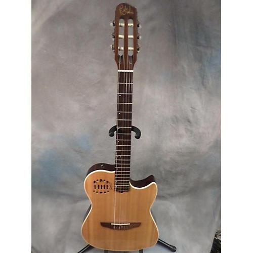 Godin Multiac Duet Ambiance Acoustic Electric Guitar