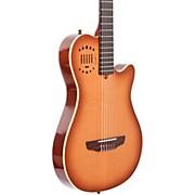 Godin Multiac Grand Concert Duet Ambiance Nylon String Acoustic-Electric Guitar